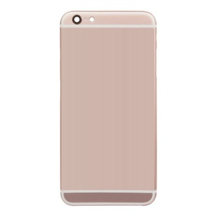 Корпус для Apple iPhone 6S Plus (0L-00033176) (розовое золото)