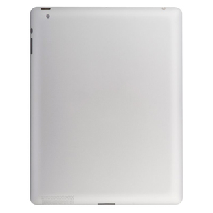 Задняя крышка для Apple iPad 2 64Gb WiFi (0L-00036185) (серебристый)