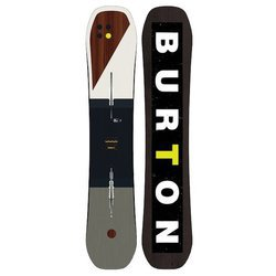 Сноуборд BURTON Custom Flying V (18-19)