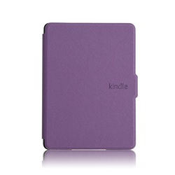 Чехол-книжка для Amazon Kindle 8 (Ultra Slim AK8-US01PR) (фиолетовый)