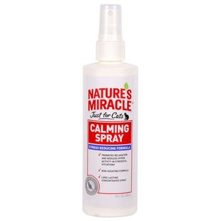 Nature's Miracle Calming Spray спрей 237мл 8 In 1