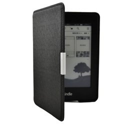 Чехол-книжка для Amazon Kindle PaperWhite (AKP-R04BL) (черный)