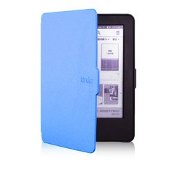 Чехол-книжка для Amazon Kindle PaperWhite (Ultra Slim AKP-US01BLU) (голубой)