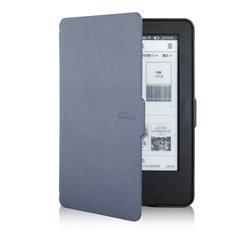 Чехол-книжка для Amazon Kindle PaperWhite (Ultra Slim AKP-US01DBL) (темно-синий)