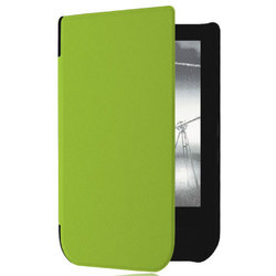 Чехол-книжка для PocketBook Touch 631 (Slim PB631-SL01-GR) (зеленый)